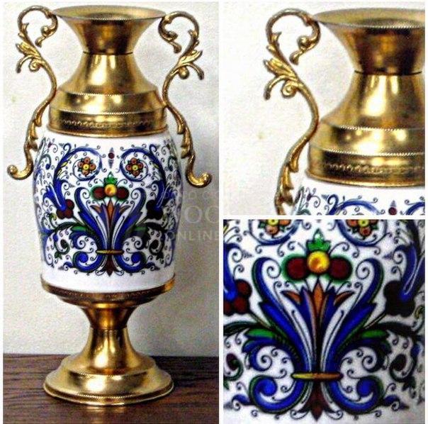Посуда фарфоровая. Фарфор из Европы. Старинный фарфор. Фарфоровая ваза.